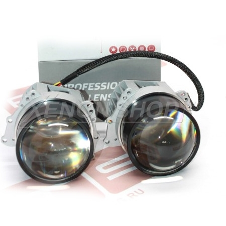 Светодиодные Bi-LED линзы Luma i5+ ver 2 (3.0 дюйма) купить в XenonShop