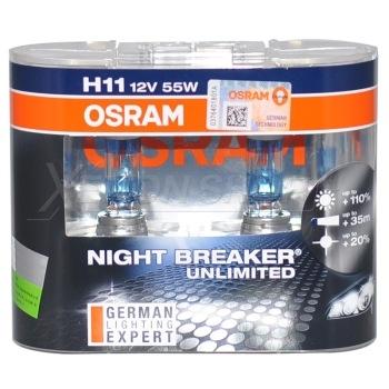 osram night breaker unlimited. Black Bedroom Furniture Sets. Home Design Ideas
