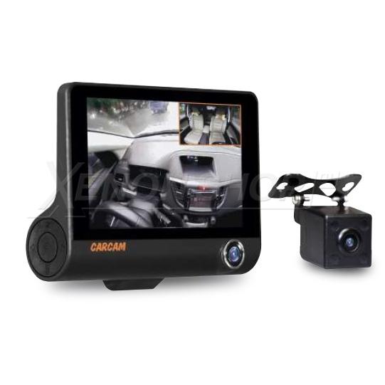 Видеорегистратор КАРКАМ D3 купить в XenonShop