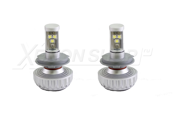 LED Interpower H4 CREE 3S RADIATOR