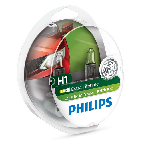 Philips LongLife Eco Vision