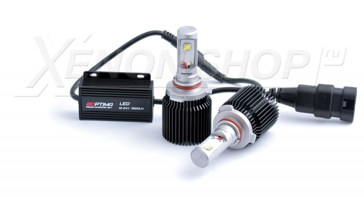 Optima Premium 4200K HB3 CREE-XM-L2 9-36V 3600LM