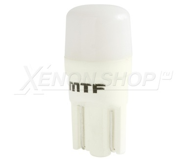 W5W MTF-Light 4000K - 90Lm (2 шт.) -W5W40MT